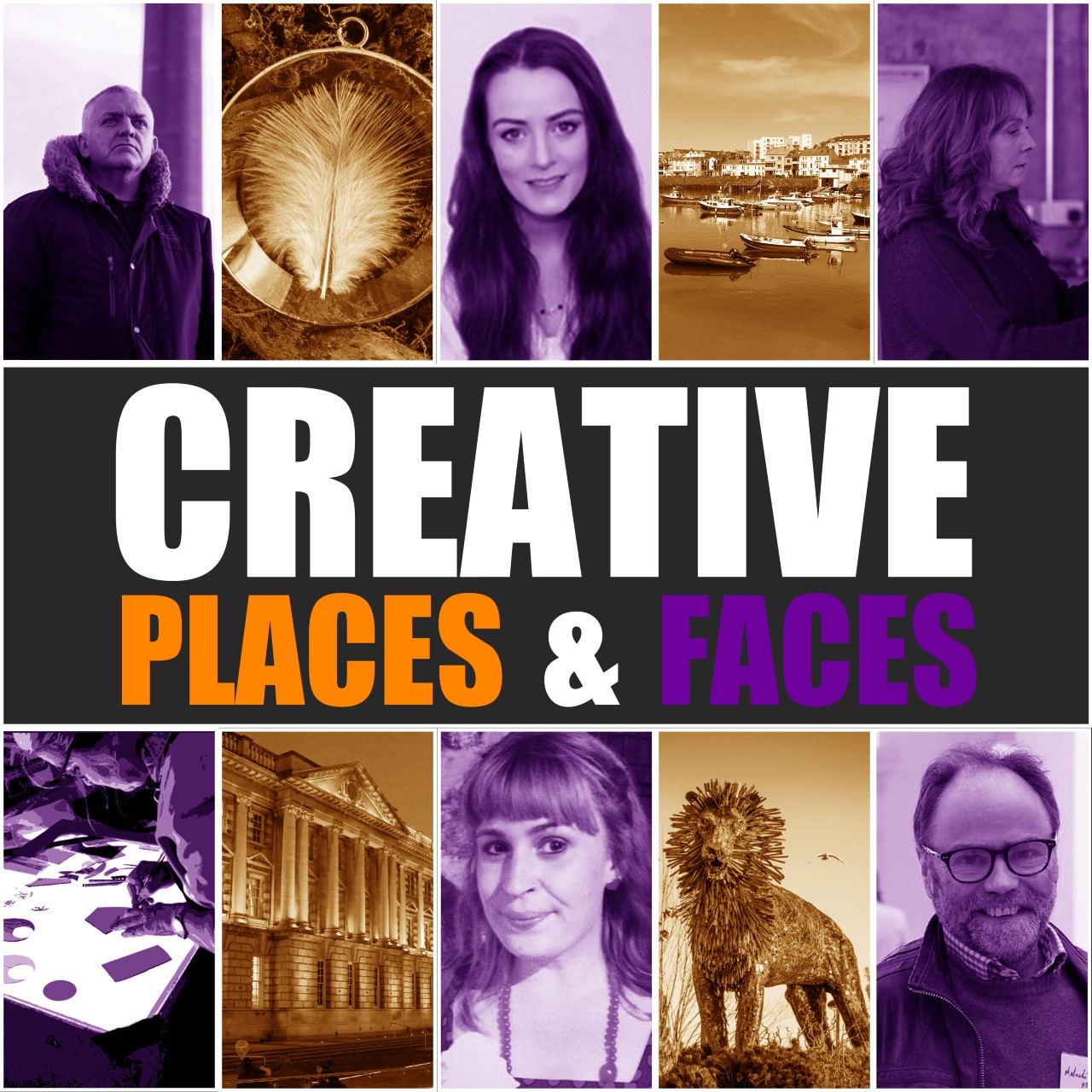 Creative Places and Faces